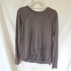 Athleta Womens light weight sweat shirt small